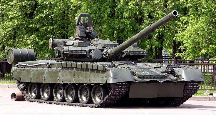 «Танки Ламанша» - Т-80 снова в строю | Еженедельник «Военно-промышленный курьер»