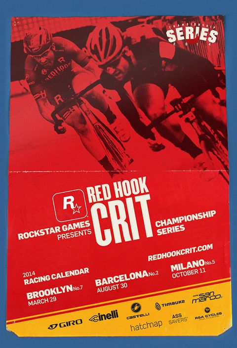 "With many passionate cyclists here at Rockstar, we are once again proud to sponsor the Red Hook Criterium Championship Series. Heralded by ESPN as ""the greatest bicycle race in America"", the 2014 Red Hook Criterium begins in..."