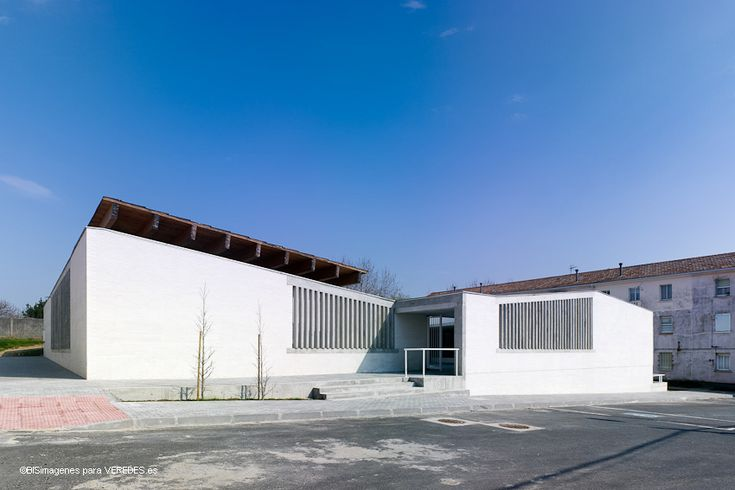 Centro Civico de San Pablo | Ameneiros Rey - HH arquitectos-Jacobo Fernández | Ferrol 2014
