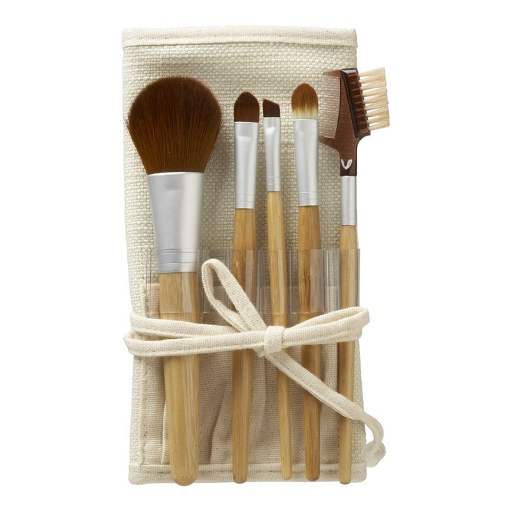 Ecotools Bamboo Brush Set 5 pce