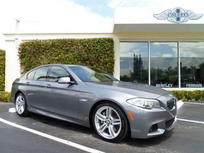 2013 BMW 535 i, yes that happened!!