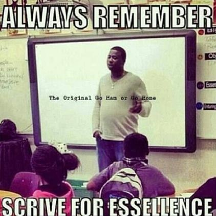 Gucci Mane On Career Day!