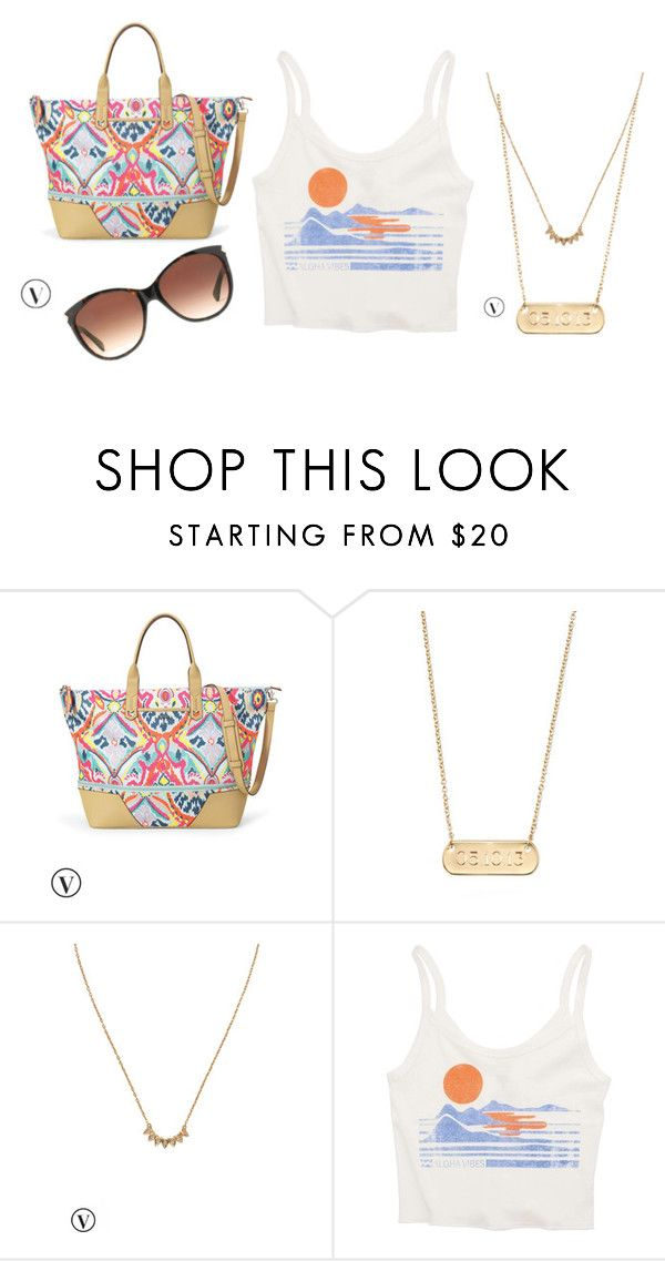 """""""Going To The Beach"""" by stylewithchis on Polyvore featuring Stella & Dot and Billabong. Shop my online site below for all these Stella & Dot accessories to get yourself ready for summer: http://www.stelladot.com/jessicachislett  #sdstyle #stelladot #stellaanddot #stelladotstylist #stelladotindependentstylist #stylewithchis #summerstyle #summerstelladot  #shopstelladot #shoponline #sunglasses #stelladotsunglasses #stelladotaccessories #stelladotbracelets #stelladotnecklaces"""