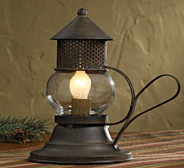 Country Lamps Lighting: 1000+ Ideas About Country Lamps On Pinterest
