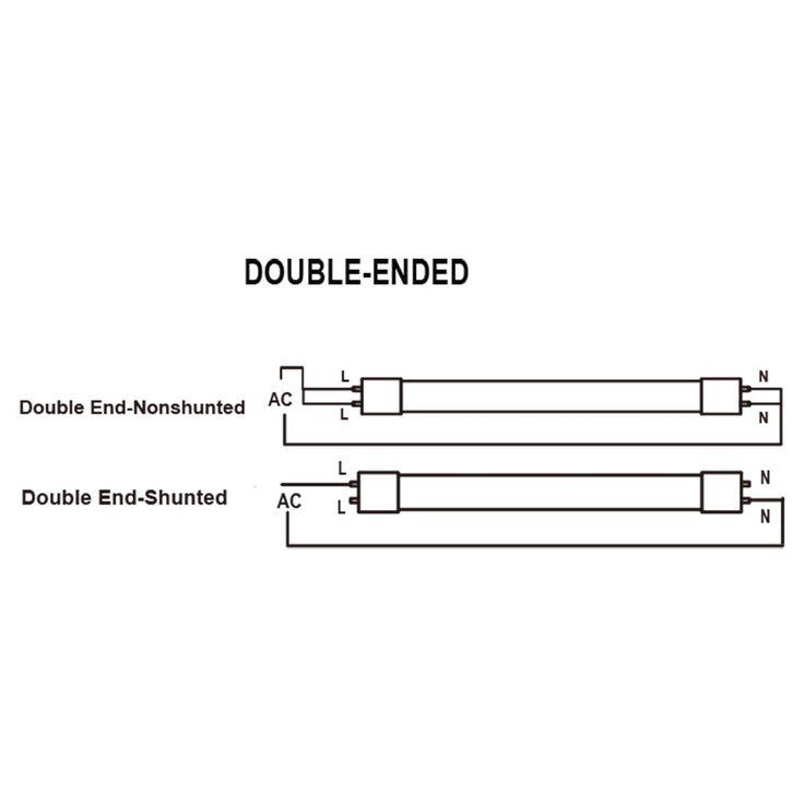 T5 Led Tube Wiring Diagram