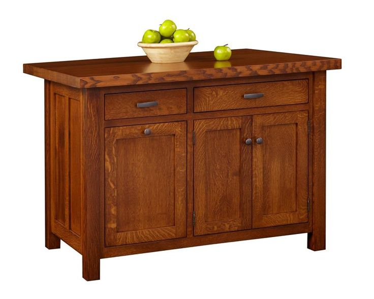 amish kitchen islands amish ancient mission kitchen island with two drawers and 1245