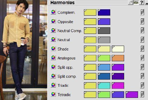 Comment assembler les couleurs: le guide ultime pour homme