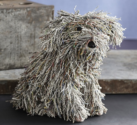 Recycled Rascal | Folk art, Other and An eye