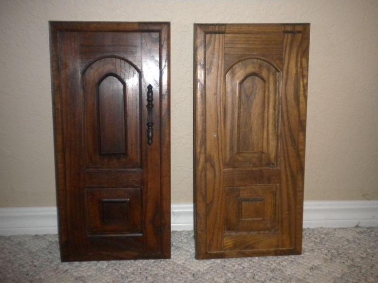 staining kitchen cabinets darker denver hickory gel stain to darken wood-clean with tsp. or simple green ...