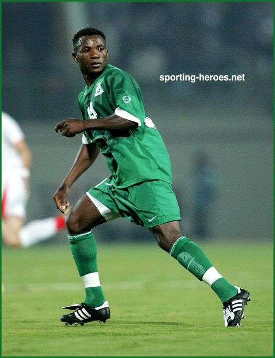 Clive Hachilensa - Zambia - African Cup of Nations 2006