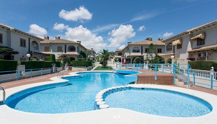RicaMar Homes Real Estate Costa Blanca   2 Bedroom 1 Bathroom Apartment in Rocajuna - Punta Prima