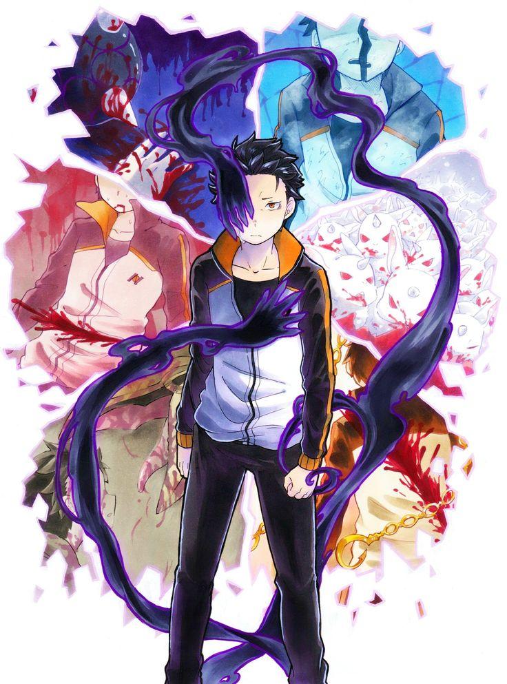 Pin de ♛ nerdpai ♛ em ReZero Re zero, Otaku anime