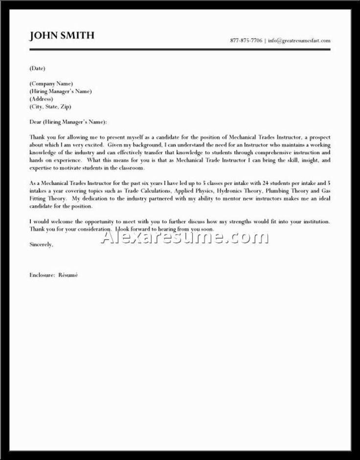 Letter teacher assistant sample resume cover teaching