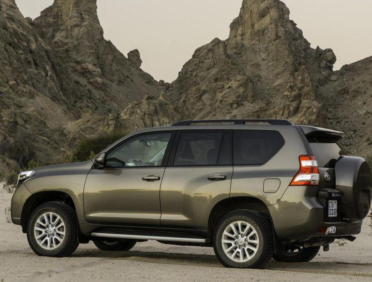 Toyota Land Cruiser Prado 150 lease - http://autotras.com