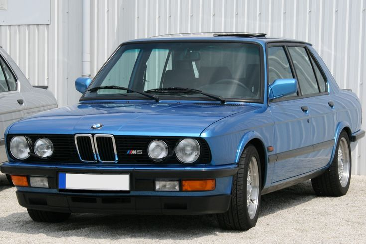 BMW E28 - Google Search