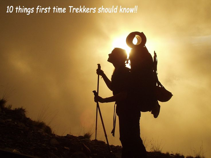 1. First of all, choose an easy trek as a starter. 2. Check if you are perfectly fit. 3. Physical work is recommended to build stamina, at least a month before trekking.  4. Check the weather before you book the trek. Avoid in extreme conditions. 5. Check treks of your budget. 6. Pack all essential things as per the checklist given by the trekking company. 7. Carry necessary medicines. 8. Do not litter and spoil the beauty of places. 9. Carry your camera #ThrillThrush #MangoTraveler