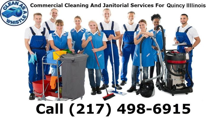 Commercial Janitorial And Cleaning Services For Quincy Illinois Businesses