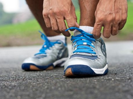 Top 5 Signs It's Time to Ditch Your Running Shoes