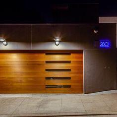 Garagentor mit tür modern  16 besten garage door ideas Bilder auf Pinterest | moderne ...