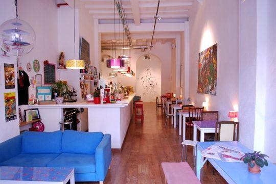 Cosmo, cafè & galeria d'art