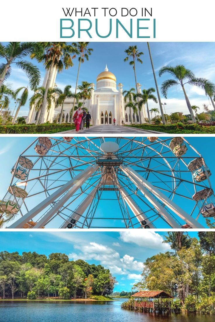 Despite Being A Tiny Country There Are Plenty Of Fun Things To Do In Brunei Here S The Ultimate Brunei Travel Guide From Beaches To Royal Palaces Asi Muara