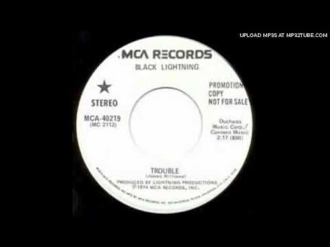 "Black Lightning ""Trouble"""