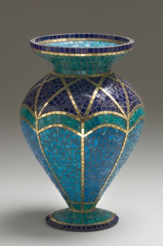 Greatest 233 best Mosaic Vases images on Pinterest | Mosaic flower pots  XO99