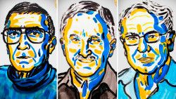 Nobel prize for chemistry: Lindahl, Modrich and Sancar win for DNA research.