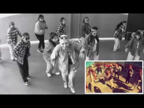 el baile sorpresa de rubi La Cholo Zumba Original la inconforme de GRUPO G - YouTube