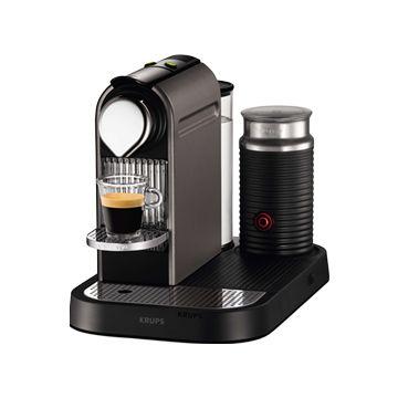 L'indispensable machine à expresso compatible avec les capsules Nespresso of course