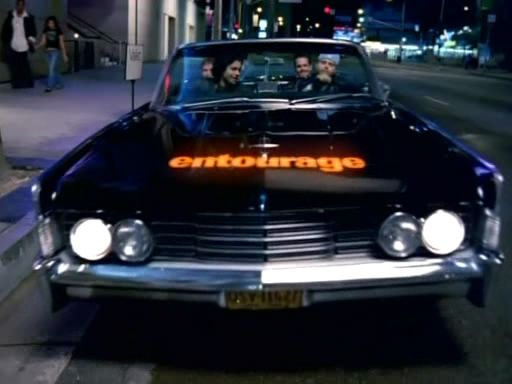 Entourage LINCOLN CONTINENTAL 1965 #AdrianGrenier #VincentChase #TVshow #Car #ProductPlacement