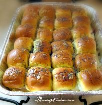Hot Ham and Cheese Sandwich Casserole | (a)Musing Foodie