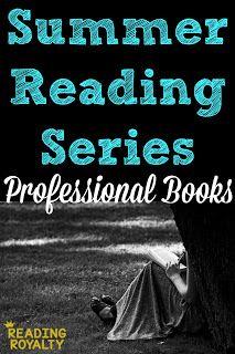 Summer Reading Series - Week 3: Professional Books