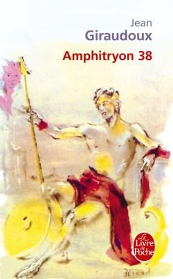 """Amphitryon 38"" de Jean GIRAUDOUX <3<3<3<3 PIÈCE DE THEATRE"