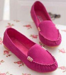 Zapatos Bajos para mujeres, hermosos diseños, muchos colores y todas las tallas, los