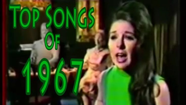 Top Songs of 1967 (RB) 10-6-16