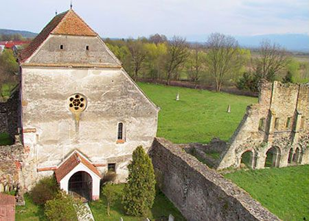 manastirea Carta
