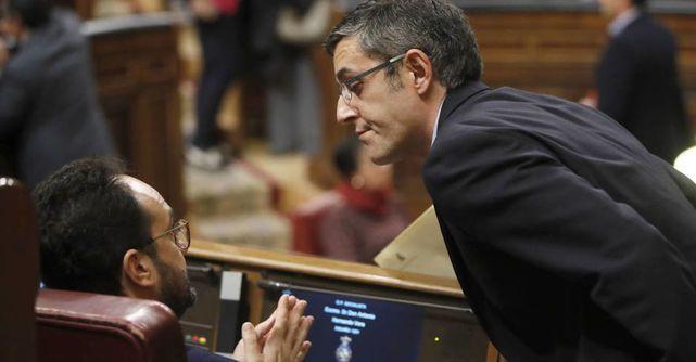 Madina Antonio Hernando Urquizu... la generación perdida del PSOE
