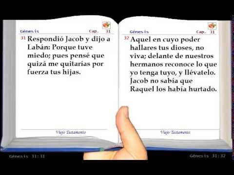 La Santa Biblia Hablada - Genesis Capítulo : 31
