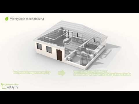 """""""Energooszczędne 4 kąty"""" /14/ Wentylacja i klimatyzacja - YouTube"""