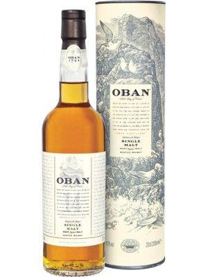 2016: idee voor Tom: Oban 14 Year | Online Kopen & Bestellen | Whisky, Gin, Vodka, Rum, Gin, Absinth, Craf beer, Wijnen