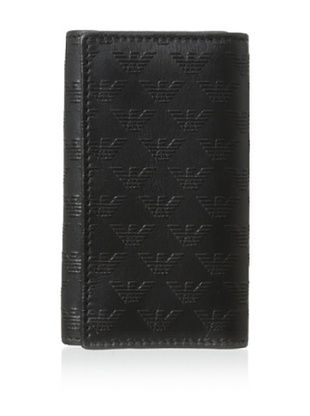 51% OFF Emporio Armani Men's Keychain Wallet (Black)