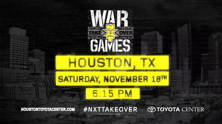 """NXT TakeOver: WarGames ""... - Peter Goettler - Google+"