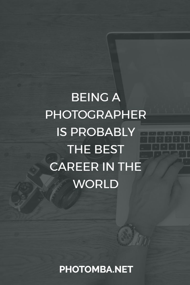 Photography Careers: Everything You Need to Know in 2017 to Land Your Dream Career in Photography - http://photomba.net/photography-careers/
