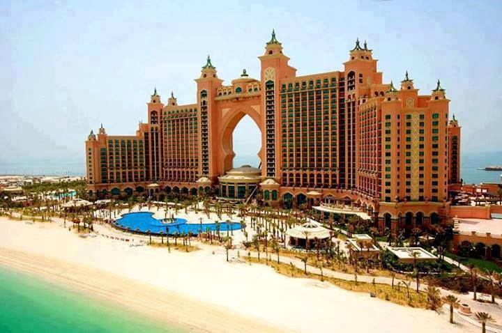 Dubai Atlantis Hotel Beautiful Photos Of Places Things From Aro