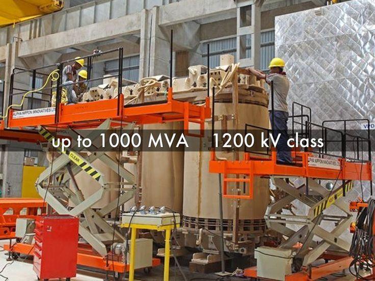 Power Transformer up to 1000 MVA 1200 kV class. Unit Auxiliary Transformer. Interconnecting Transformer. Auto Transformer. Trackside Transformer for Railways. Generator Transformer. Power Transformers Latin America. Transformadores de Potencia America Lat