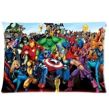 andersonfgytyh Marvel Superheroes Pillowcase Standard 2030 inches inchCustom Zip Pillow Case Cover ** Details can be found by clicking on the image.Note:It is affiliate link to Amazon.