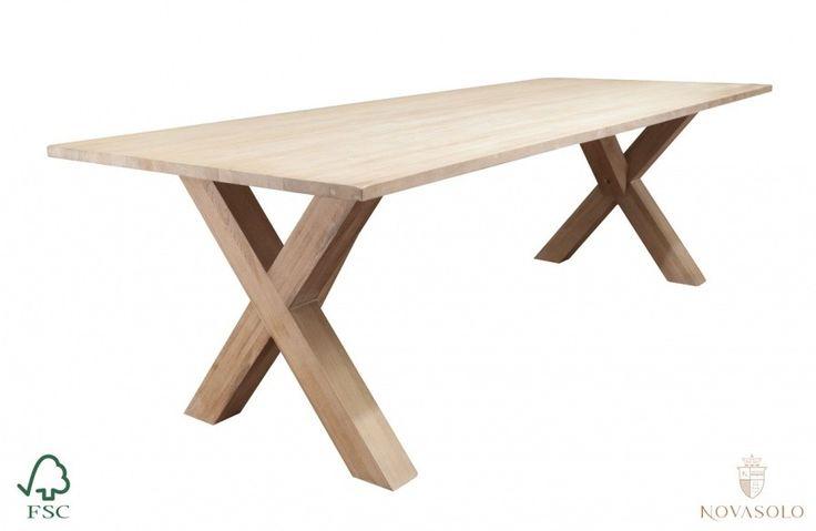 FINN – Spisestue - New Amsterdam spisebord i eik (3 ulike modeller)