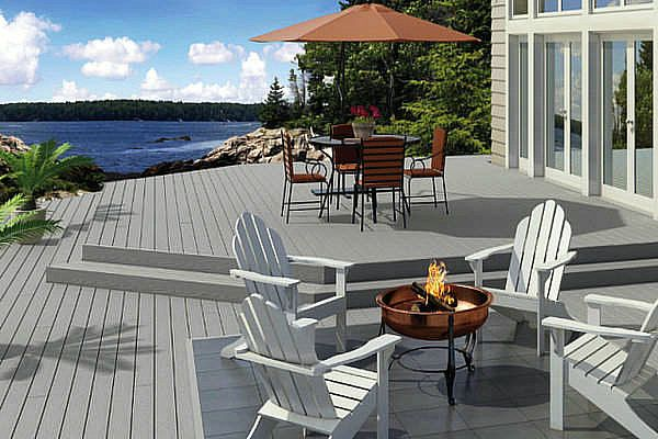 Best 25 synthetic decking ideas on pinterest deck Compare composite decking brands