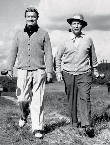 bing started his pro am golf tournament in the 30s it was first held at rancho santa fe golf course in los angeles the crosby
